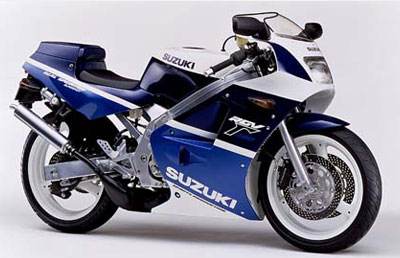 Suzuki Motorcycle History